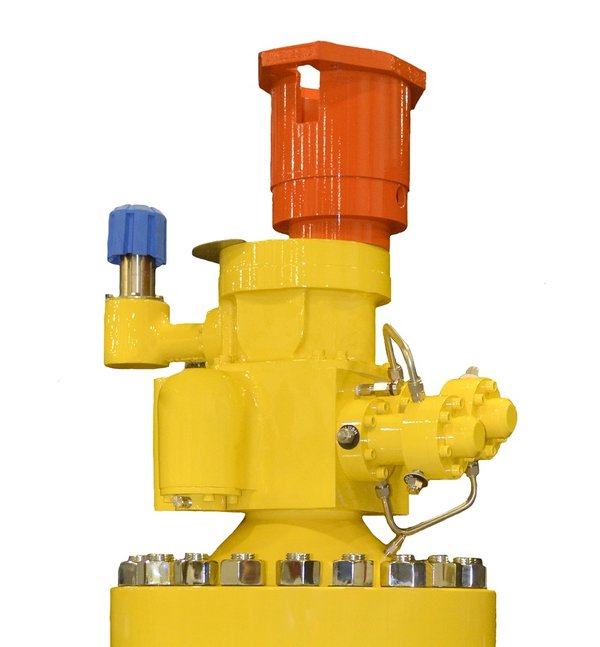 SL3 High-Resolution Subsea Actuator