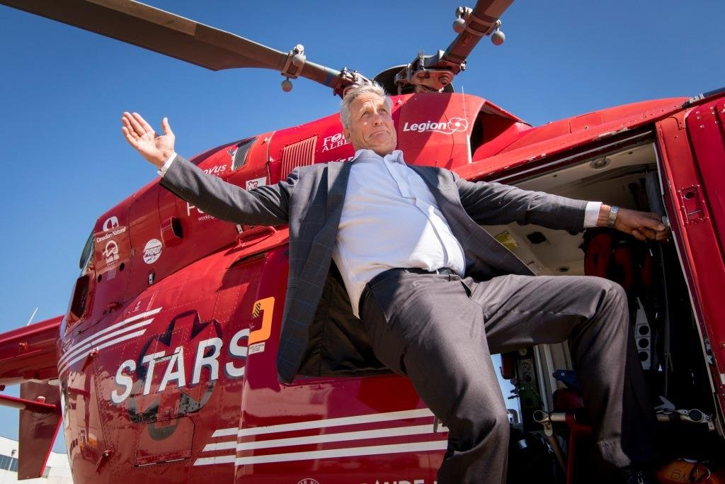 Mark McNeill on STARS Helicopter Preview
